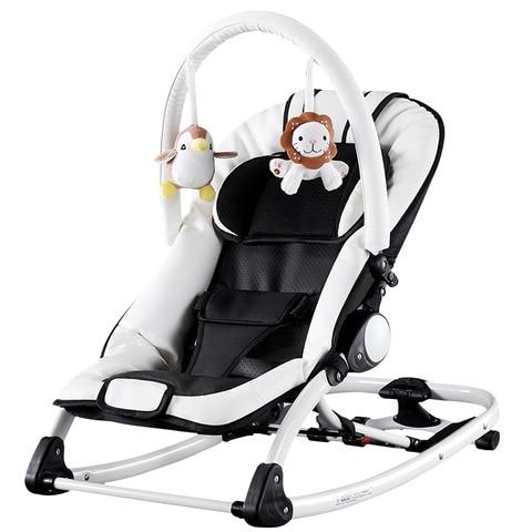 chbaby musica cadeira de balanco do bebe cama berco de balanco para