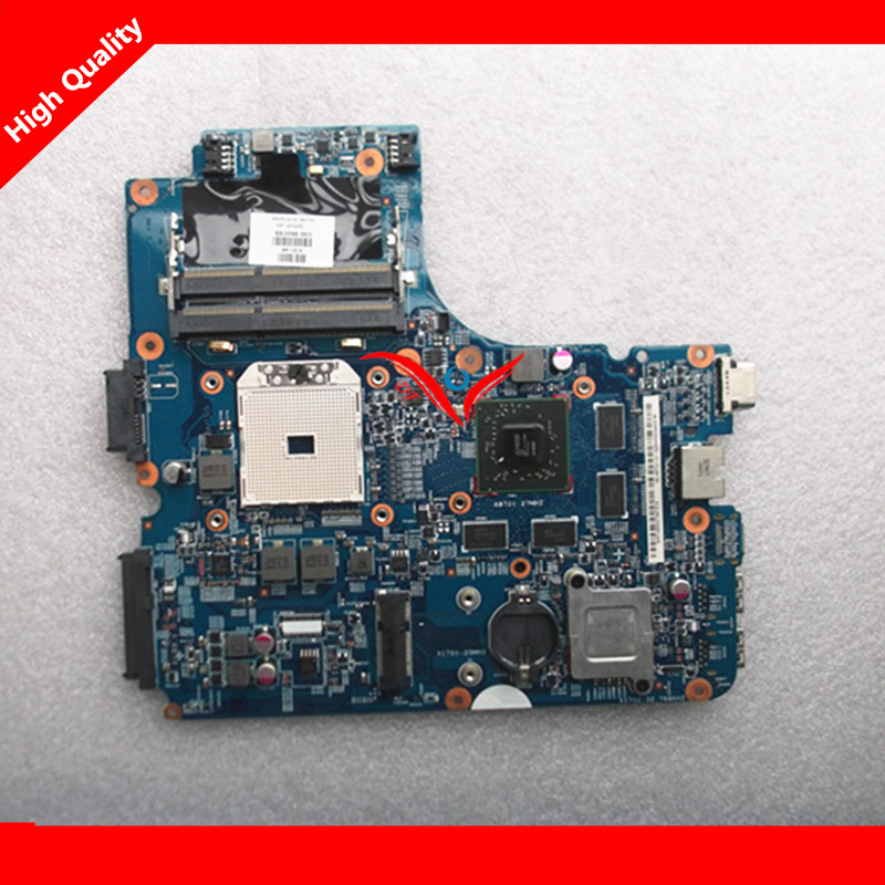 683598-001 Free shipping Latop motherboard Fit For HP 4446S 683598-501 Mainboard DDR3 1G 100% fully tested OK