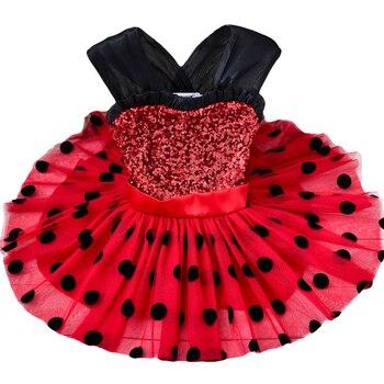 e2811bb24b Mickey Minnie Mouse punto rojo vestido de fiesta de cumpleaños juguetes  máscaras traje Niños Niñas Ropa de Halloween Cosplay ropa niña vestido de  verano