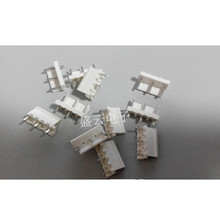 100% brand new original 1-1123724-3 of 3 p into white header and line shell 3.96 EP (100 PCS) mail ...