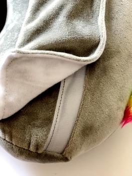 unicorn neck support travel pillow