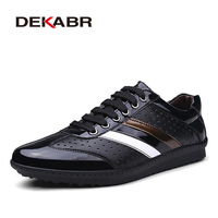 Men Shoes Branded Casual 2015 Spring Summer Fashion Genuine Leather Sneakers For Men Designer Shoes Casual