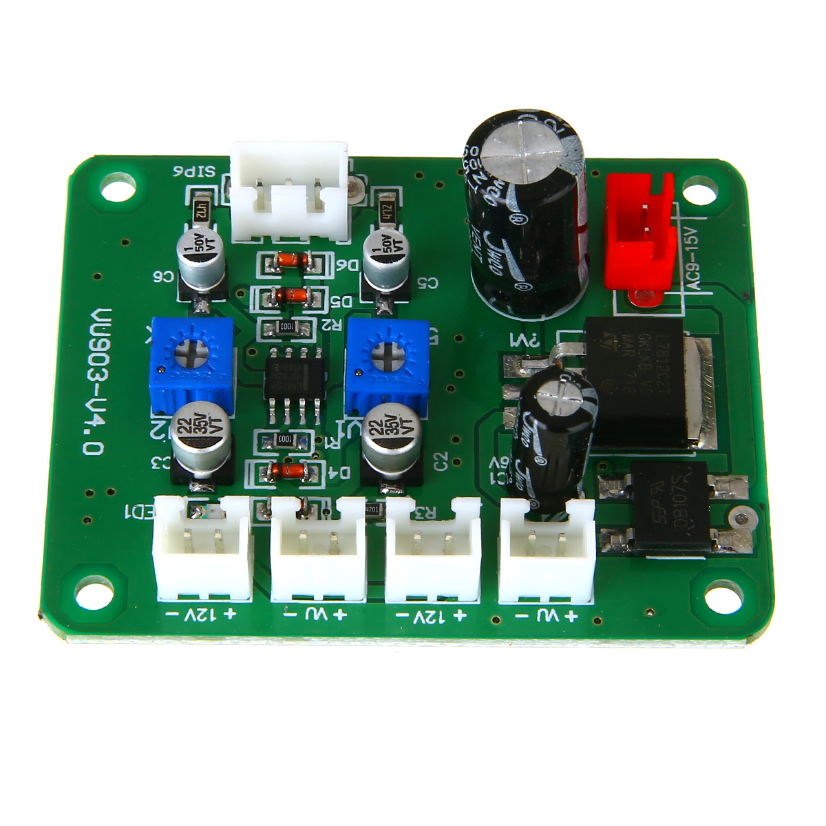 2pcs Mayitr 10 12v Analog Vu Panel Meter Regulator 500ua Warm Back Circuit Light Recording 1pc Driver Module Cable In Current Meters From Tools On