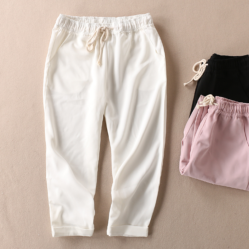 T-inside118 2018 Summer Trousers For Women Elmer Mr Wonderful Shose Women Joggers Women Fake Designer Clothes Pants Female
