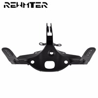 Motorcycle Upper Front Headlight Fairing Stay Bracket Holder Black For Yamaha YZF R1 2007 2008 YZF R1 2007 2008