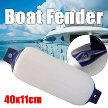 Protected Inflatable Boat Fenders Suitable Small Boats Mooring Buffers Anti-collision Ball Boat Fender Mounted Horizontally PVC
