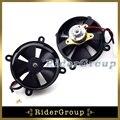 Радиатор Охлаждения Вентилятор Для Китайских 200cc 250cc Китайский Мотоцикл Грязь Велосипед Ямы ATV Quad Go Kart Багги 4 Уилер UTV