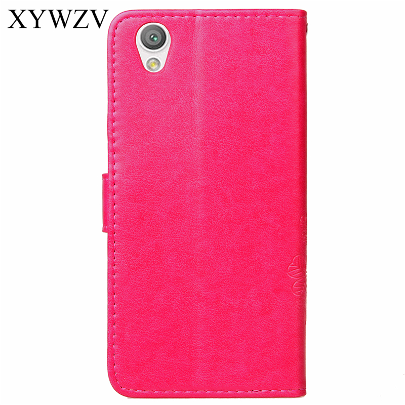 Image 3 - For Cover Sony Xperia L1 Case Flip Leather Case For Sony Xperia L1 Wallet Case Soft Silicone Cover For Xperia L1 G3312 G3311 Bag-in Flip Cases from Cellphones & Telecommunications
