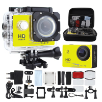 GOLDFOX Sports Action Camera 2 0 Inch WiFi 1080P Full HD 30M Go Waterproof Pro 12MP