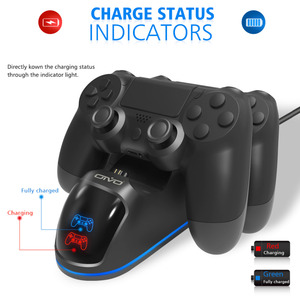Image 3 - OIVO Fast PS4 Controller Charging Dock Station Dual Charger Stand with Status Display Screen for Play Station 4/PS4 Slim/PS4 Pro