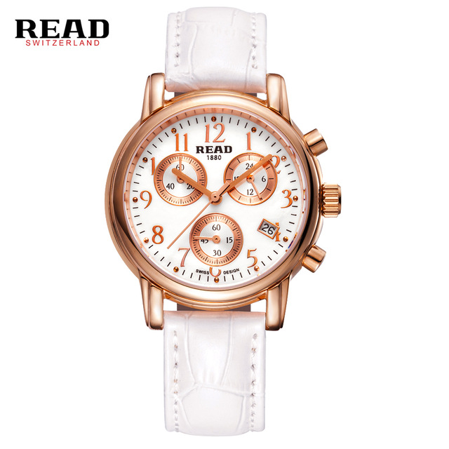 READ watch women watch quartz female Da Vinci series R7003L female watch