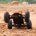 Vkarracing 1/10 2.4g bisões 4wd brushless off-road truggy rtr 51201 carro rc com controle remoto toys