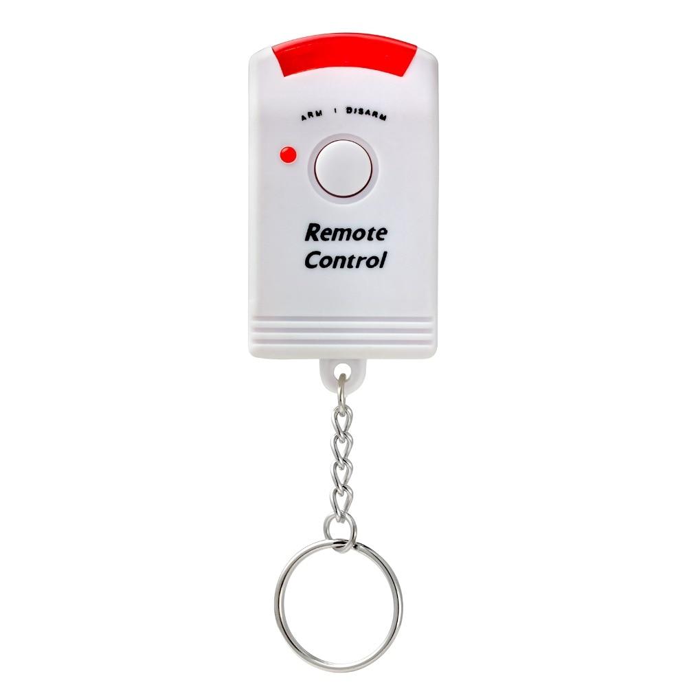 Trådløs PIR / bevægelsesføler alarm + 2 fjernbetjeninger Alarm - Sikkerhed og beskyttelse - Foto 3
