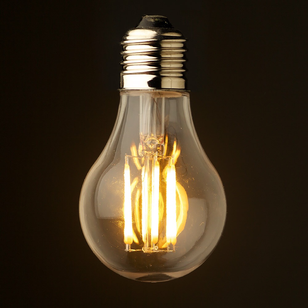 A60 Ball Light Bulb Led 10W 2200K 2700K Vintage LED Filament Light Bulb Edison A19 Globe Style E26 E27 220VAC Dimmable Led Bulbs