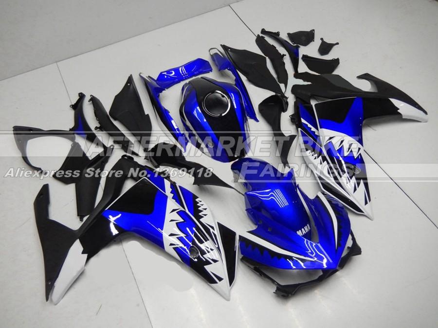 Yamaha-R25-R3-Blue-Shark-Motorcycle-Fairing-3