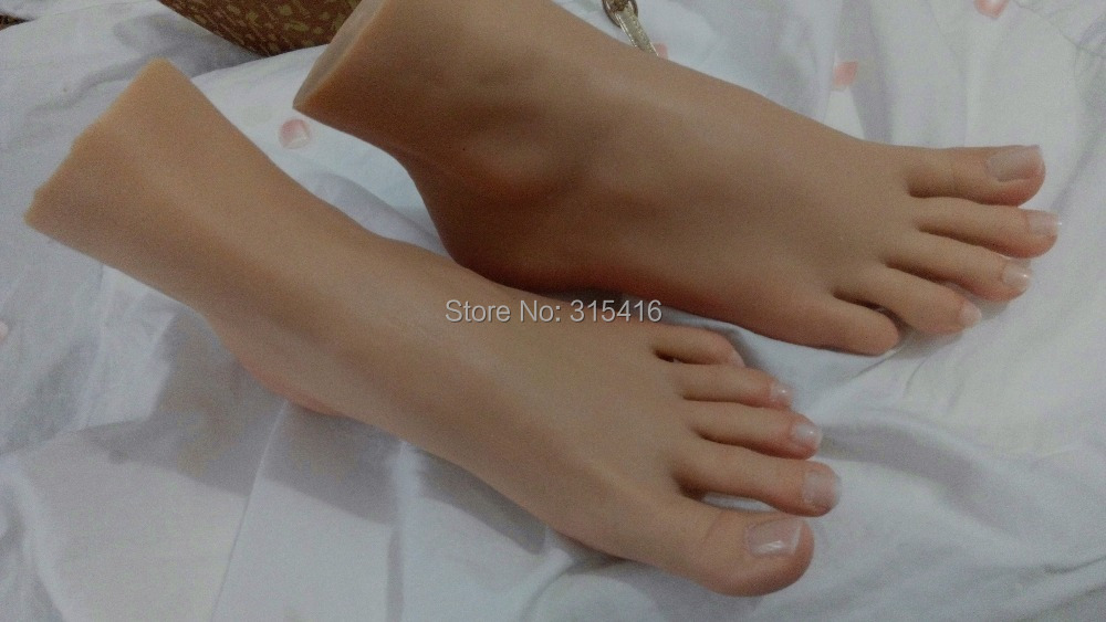 Newest western girls foot clones feet worship fetish feetfetish jobs toys mannequin tanned skin