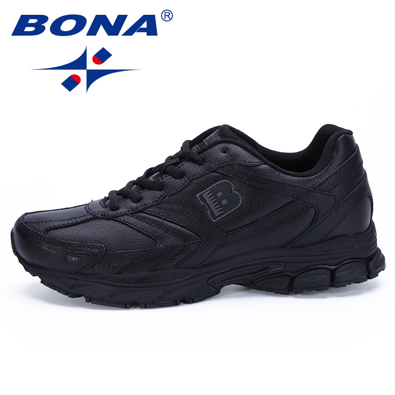 FOI Nouvelle Arrivée Classiques Style Hommes Chaussures de Course à Lacets Sport Chaussures Hommes de Jogging En Plein Air de Marche Athlétique Chaussures Mâle Pour au détail - 3