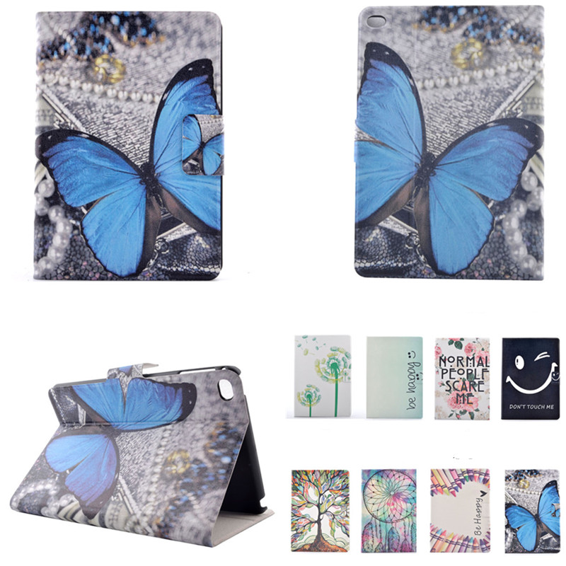 XX Luxury PU Leather Designer Case For Ipad Mini 4 Smart Stand Cover For Ipad Mini4 Case Fashion Style