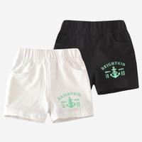 Для маленьких мальчиков Шорты для женщин Мотобрюки для Детские шорты для мальчиков детские хлопковые спортивные пляжные шорты для мальчик...