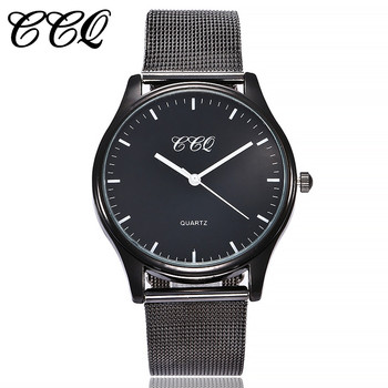 09a3da317d8 CCQ модные повседневное кварцевые для женщин часы montre femme 2019 luxe  нержавеющая сталь Группа мраморный ремешок часы аналоговые наручные часы  reloj