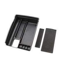 Carmilla ABS Car Armrest Storage font b Box b font Center Console for Nissan X Trail
