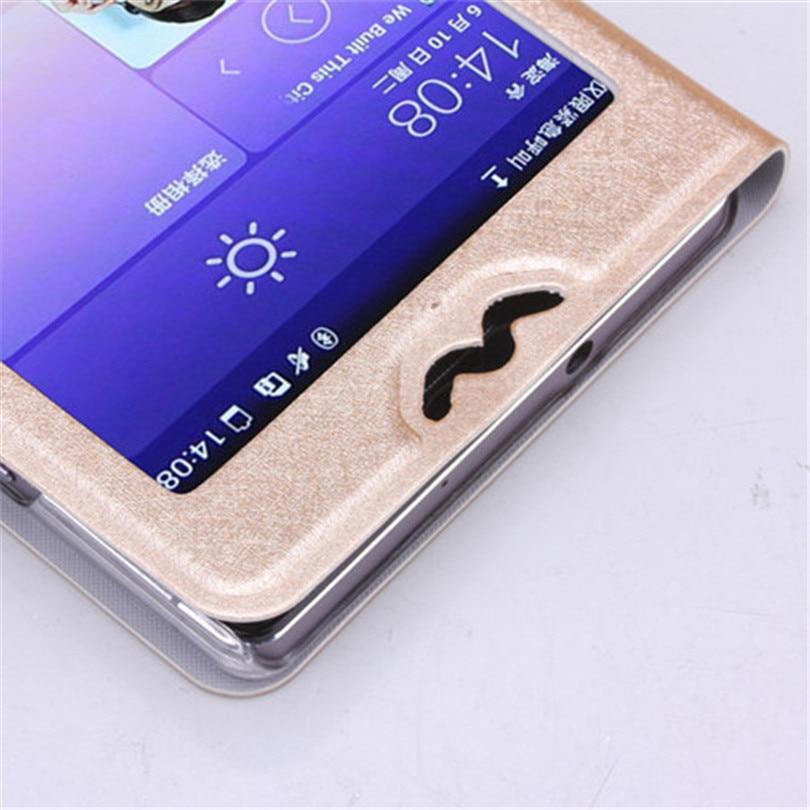 Πολυτελής θήκη παραθύρου διαφανής - Ανταλλακτικά και αξεσουάρ κινητών τηλεφώνων - Φωτογραφία 3