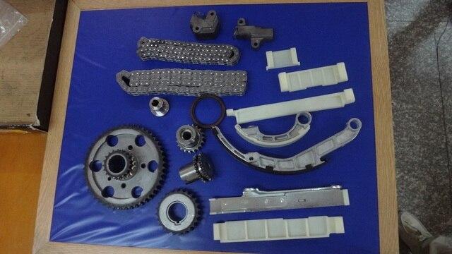 Nissan Navara 2.5 TD 2.5DCI 2005- YD25 YD25DDTI Full Timing Chain kit with gears