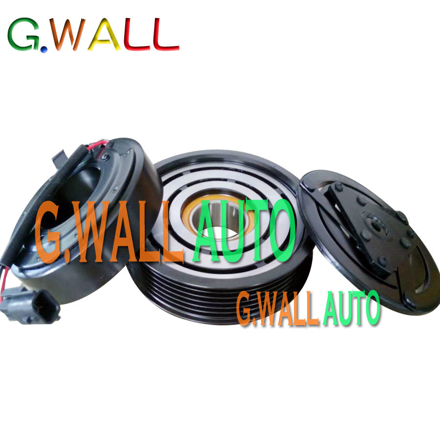 Brand new ac compressor clutch for nissan x trail xtrail t31 2 5 2 5l ac