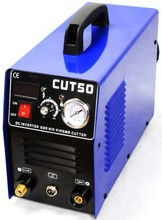 110v/220v 50 Amps plasma cutter, plasma cutting machine, welder companion, CUT-50