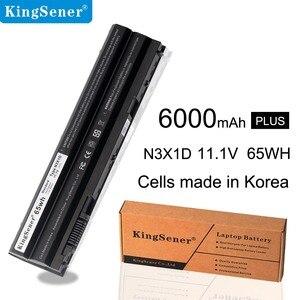 KingSener Korea Cell N3X1D Battery For Dell Latitude E5420 E5430 E5520 E5530 E6420 E6520 E6430 E6440 E6530 M5Y0X HXVW T54FJ