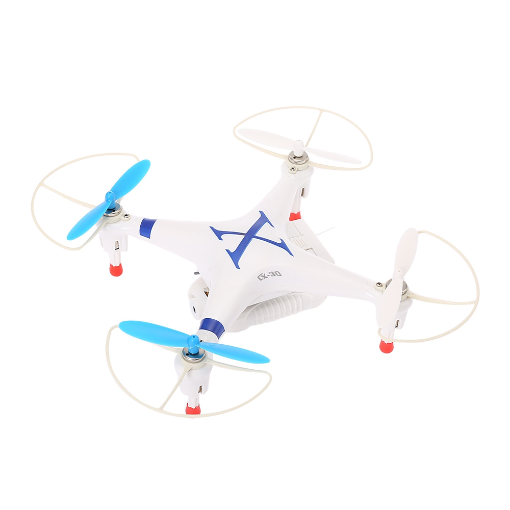 Cheerson CX 30W - TX 2.4GHz 4CH 4-Axis Gyro WiFi FPV RTF Remote Control Quadcopter with 0.3MP Camera drone with camera fpv cheerson cx 30 cx 30w wifi controlled rc quadcopter ufo rtf with iphone real time transmission fpv fswb