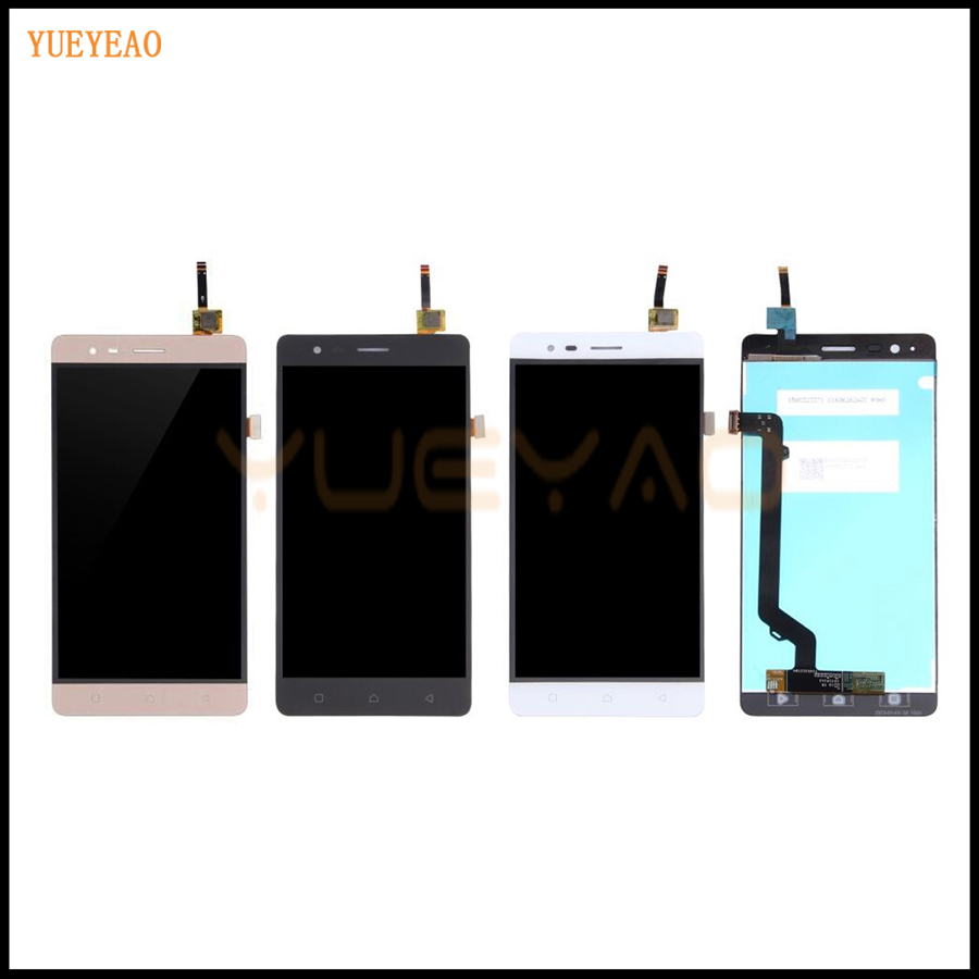 YUEYAO Lcd Screen For Lenovo K5 Note K52t38 A7020a48 A7020 LCD Display Touch Screen Mobile Phone Digitizer Assembly ReplacementYUEYAO Lcd Screen For Lenovo K5 Note K52t38 A7020a48 A7020 LCD Display Touch Screen Mobile Phone Digitizer Assembly Replacement