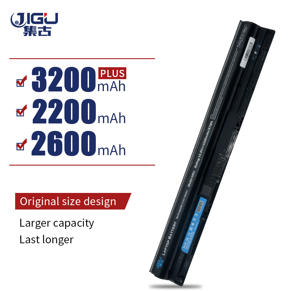 JIGU Laptop Battery KI85W M5Y1K FOR DELL N001L35701340CN N002L35701540CN 3468 3468 3558 3568 3458 3459 3558 3559