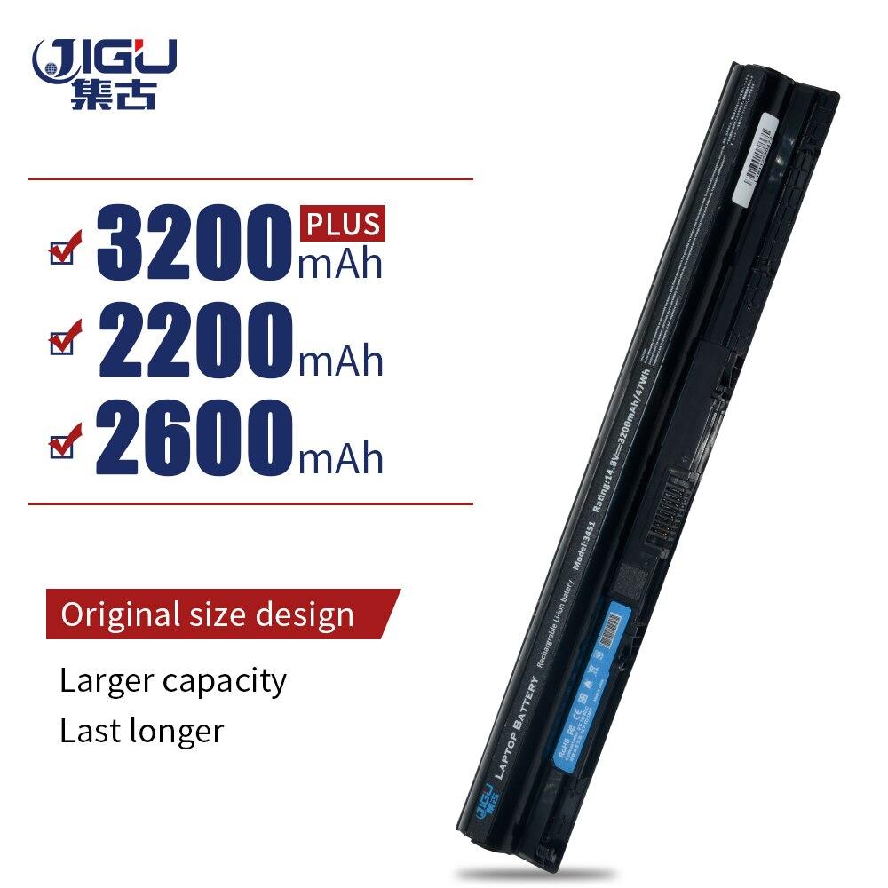 JIGU N001L35701340CN N002L35701540CN KI85W M5Y1K Bateria Do Portátil PARA DELL 3468 3468 3558 3568 3458 3459 3558 3559