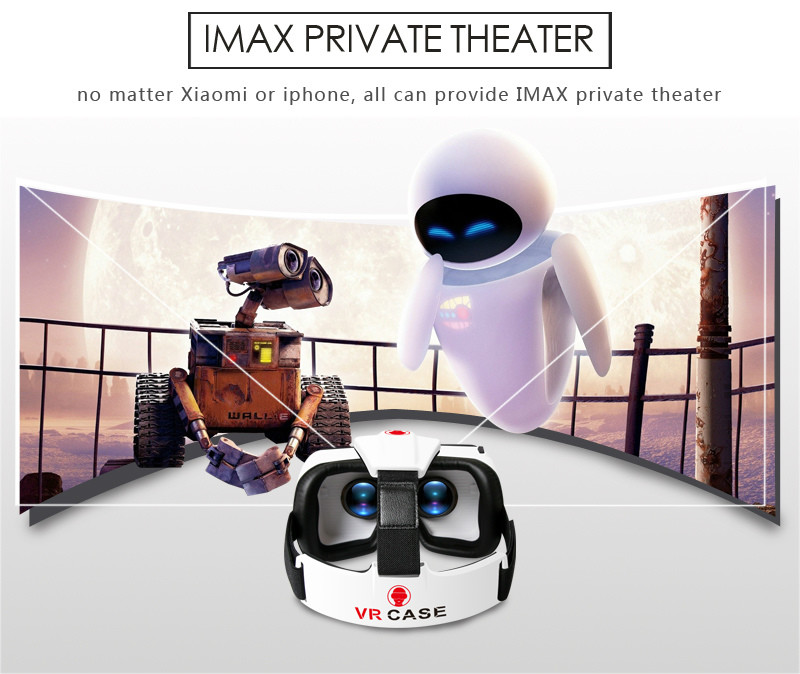 Virtual Reality Glasses VR Box Rirtual Reality Helmet Touch Function 3D Glasses VR Wearing Equipment 21