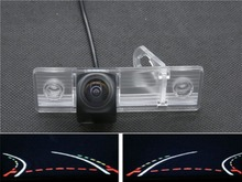 Fisheye Lens Trajectory Tracks Car Rear view Camera for Chevrolet Cruze 2010 2011 2012 2013 2014 2015 For Buick Excelle GL-8 GL8