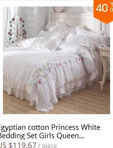 3  White silver cotton imitate silk luxurious Bedding Set queen king measurement mattress set Bedsheets linen Europe embroidery Quilt cowl set HTB18zr IKOSBuNjy0Fdq6zDnVXaM