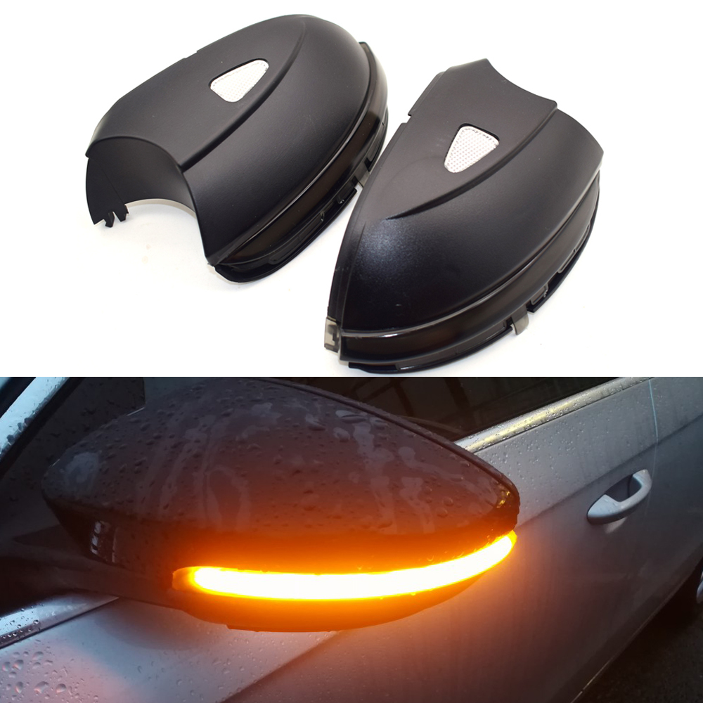 Led Side Wing Rearview Mirror Indicator Blinker Dynamic Lamp Turn Signal Light For Vw Passat B7 Cc Scirocco Jetta Mk6 Eos