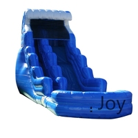 Hot Selling Commercial Big Water Slides For Sale Giant Inflatable Water Slide For Adult Inflatable Slide