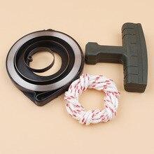 Recoil Starter Spring Handle Rope Repair Kit For HUSQVARNA 359 EPA 357 357XP 340 340E 345 345E 346XP 350 351 353 Chainsaw Parts