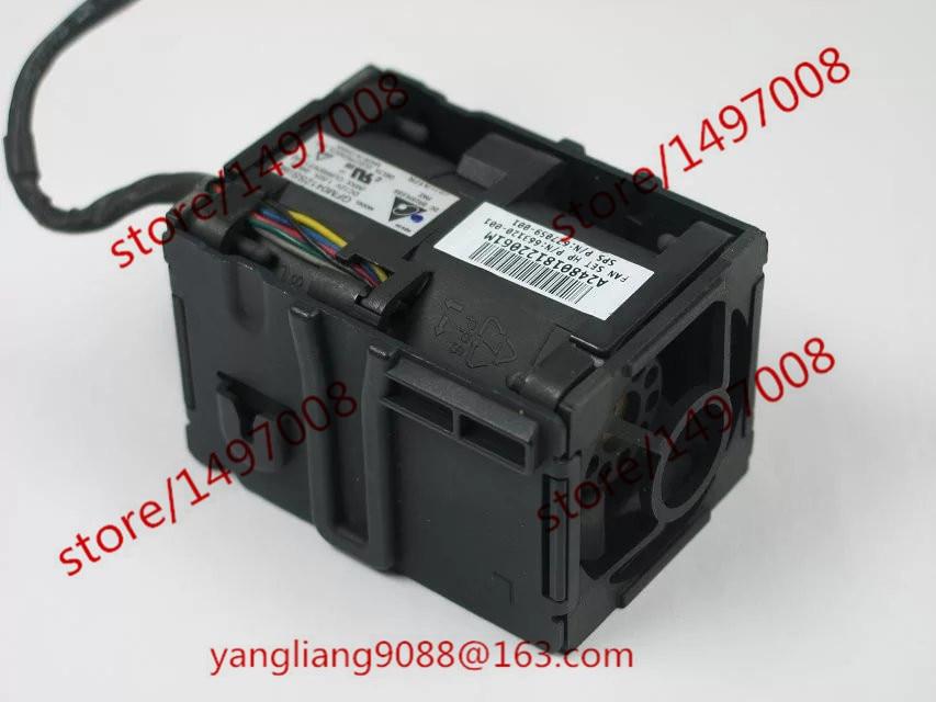 Free Shipping For DELTA  DL160 GFM0412SS, -BB33  DC 12V 1.82A 6-pin Server Square cooling fan бетоносмеситель delta бс2 160