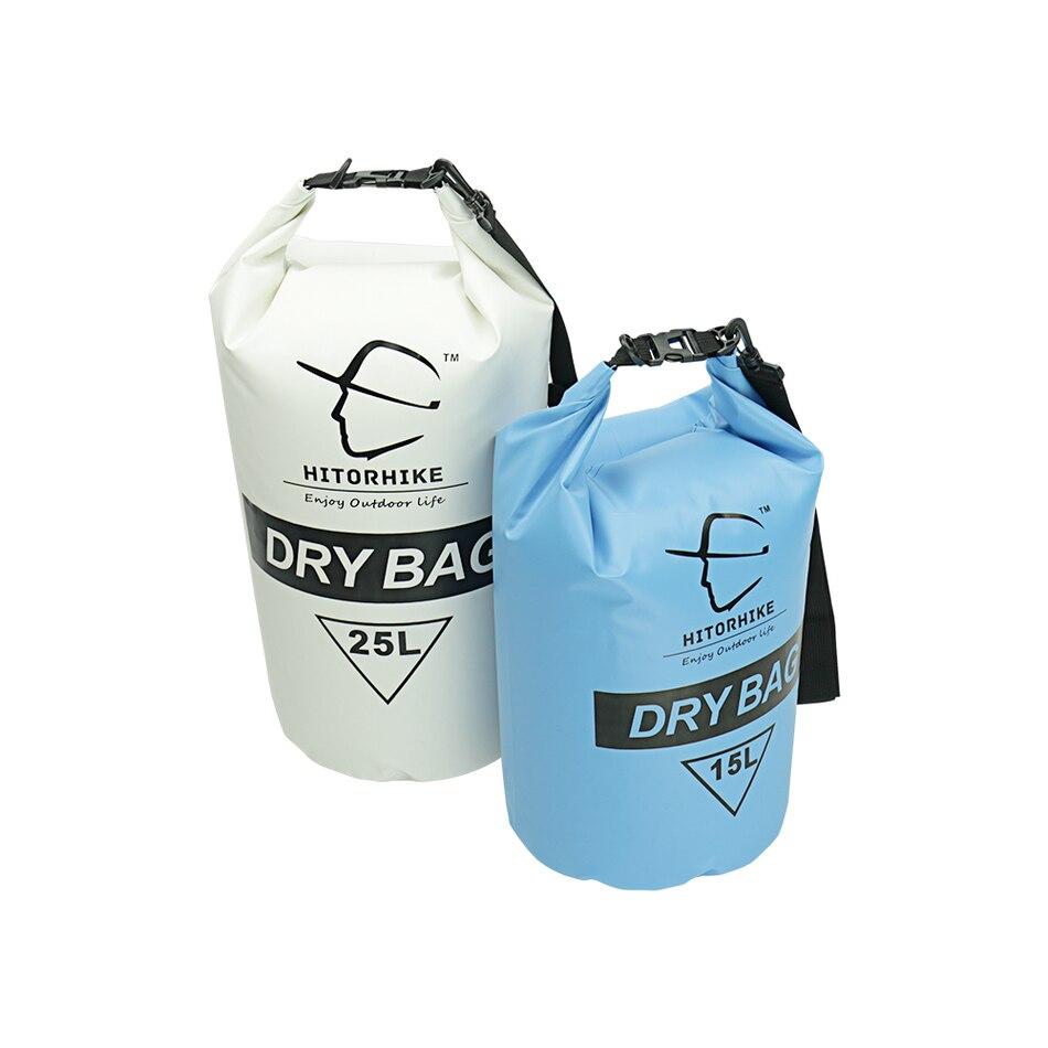 15L 25L Muitifunctional Durable Ultralight Outdoor Travel Kit Rafting Camping Hiking Swimming Waterproof Bag Dry Bag
