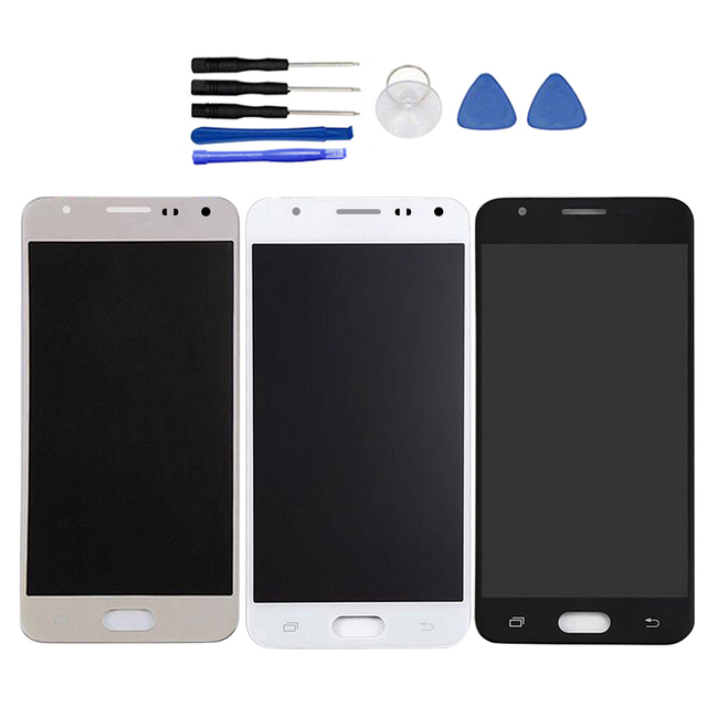 For SAMSUNG GALAXY J5 Prime G570 SM-G570F LCD Display Touch Screen Digitizer Assembly Replacement For SAMSUNG J5 Prime LCD