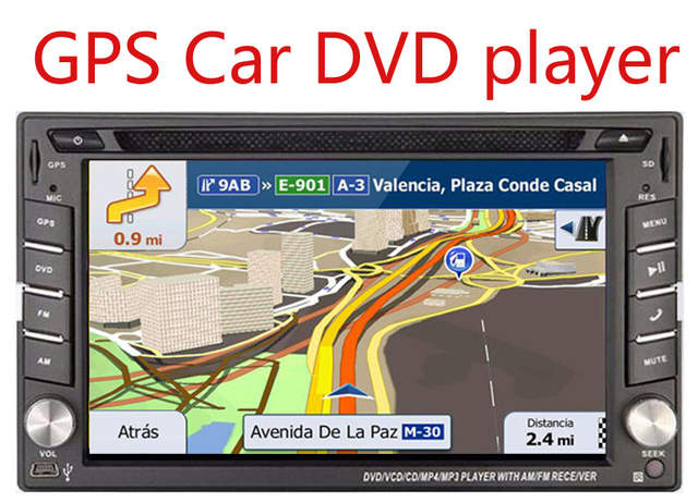 Detail Feedback Questions about 2 DIN GPS Car DVD Player For NISSAN on