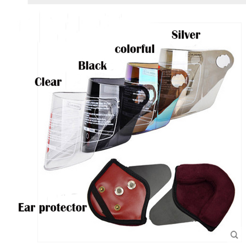 Ear Pads For Beon 102 103 Helmet Accessories&parts Elegant And Graceful Motorcycle Accessories & Parts Nice Motorcycle Helmet Visor Motocross Windproof Shelter Helmet Glasses