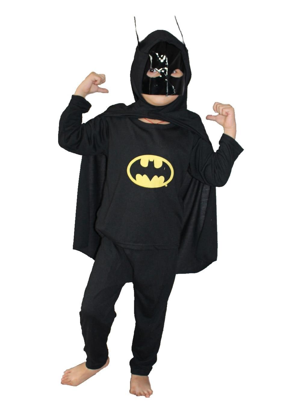 ליל כל הקדושים ילד באטמן לשחק בגדים - תחפושות