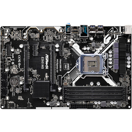 E3V5 WS Server Board C232 Chipset supports E3-1230v5