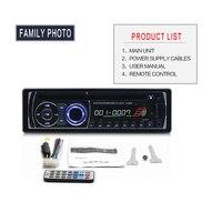 8169A Có Thể Tháo Rời bảng điều chỉnh độc DIN 12 V 4*52 Wát 7388IC Car DVD Đài Phát Thanh Bluetooth FM nghe nhạc CD VCD MP3 SD USB Xe Đa Phương Tiện receiver