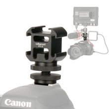 Camera Hot Shoe Mount Adapter with Mount