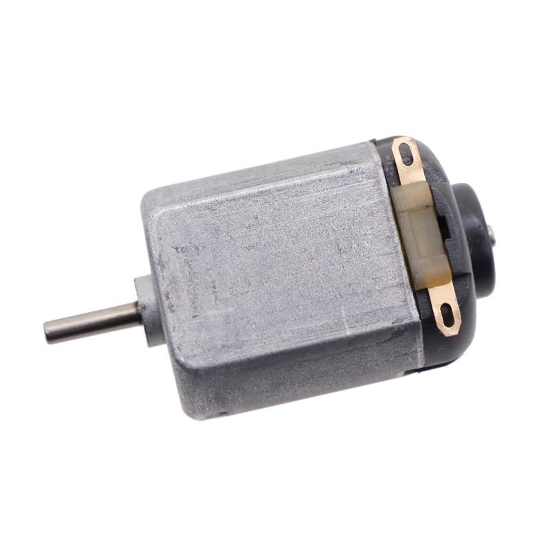 Micro 130 dc motor small fan toys miniature motor dc for Small dc fan motor